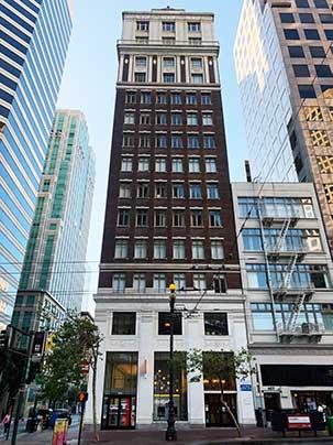 Chiropractic San Francisco CA Market Street Building